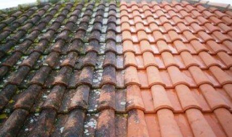 Entreprise démoussage toiture Bourgoin-Jallieu